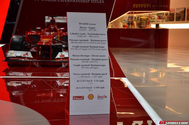 """Thông số """"khủng"""" của siêu phẩm Ferrari F150 2"""