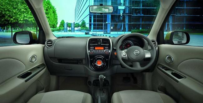 Nissan Micra 2014: Nâng cấp đơn giản 2