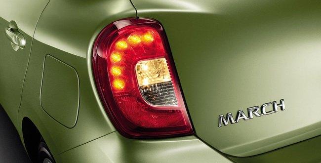 Nissan Micra 2014: Nâng cấp đơn giản 4