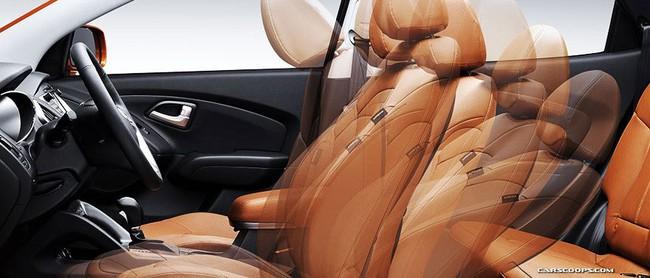 Hyundai Tucson ix 2014 lộ diện 12