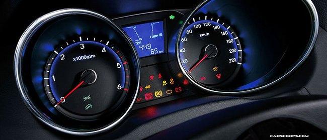 Hyundai Tucson ix 2014 lộ diện 15