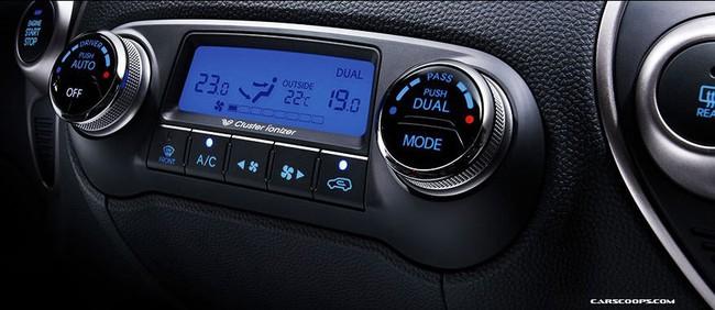 Hyundai Tucson ix 2014 lộ diện 16
