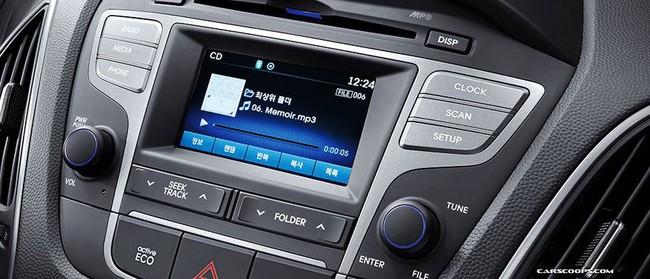 Hyundai Tucson ix 2014 lộ diện 17
