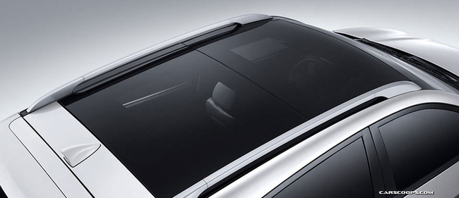 Hyundai Tucson ix 2014 lộ diện 9