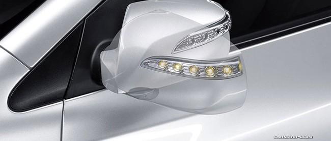 Hyundai Tucson ix 2014 lộ diện 8