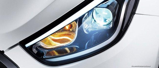 Hyundai Tucson ix 2014 lộ diện 7
