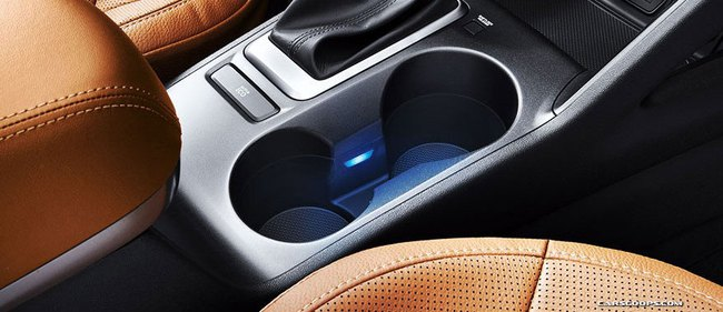 Hyundai Tucson ix 2014 lộ diện 19