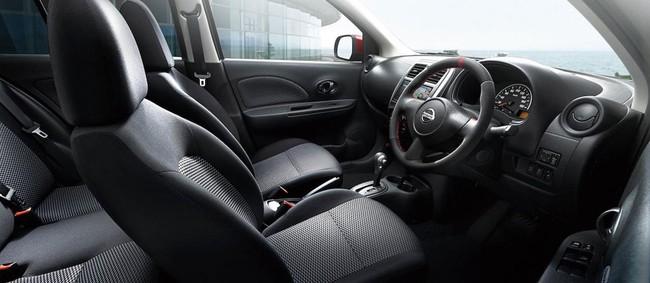 Nissan Micra phiên bản mạnh hơn trình làng 3