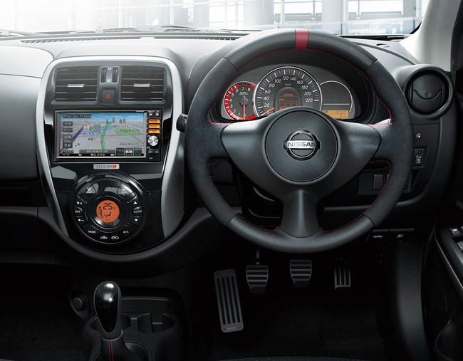 Nissan Micra phiên bản mạnh hơn trình làng 4