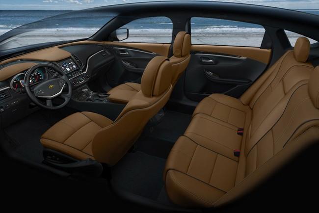 Chevrolet Impala 2014: Dám cạnh tranh với cả Audi A6 1
