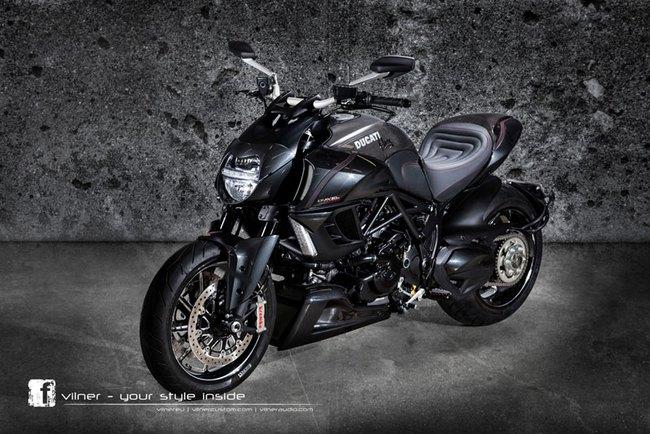 Ducati Diavel dữ dằn và cao cấp hơn 2