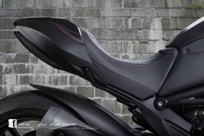 Ducati Diavel dữ dằn và cao cấp hơn 13