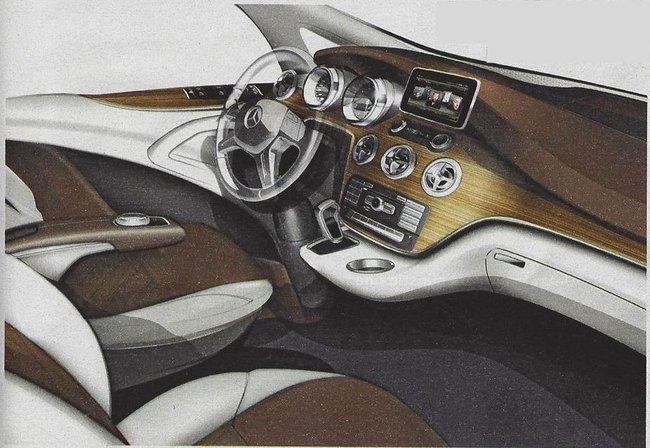 Đây có phải là Mercedes-Benz Viano thế hệ mới? 1