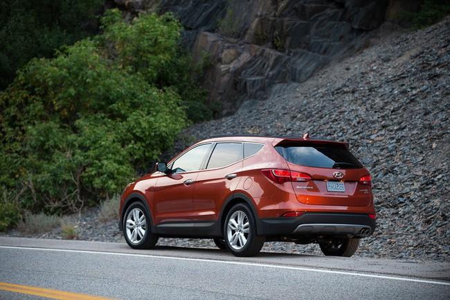 Hyundai Santa Fe Sport tăng giá bán 1