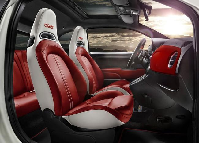 Cặp đôi Fiat 500 Abarth phiên bản đặc biệt mới 12