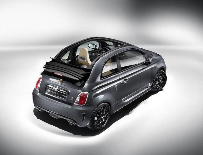 Cặp đôi Fiat 500 Abarth phiên bản đặc biệt mới 2