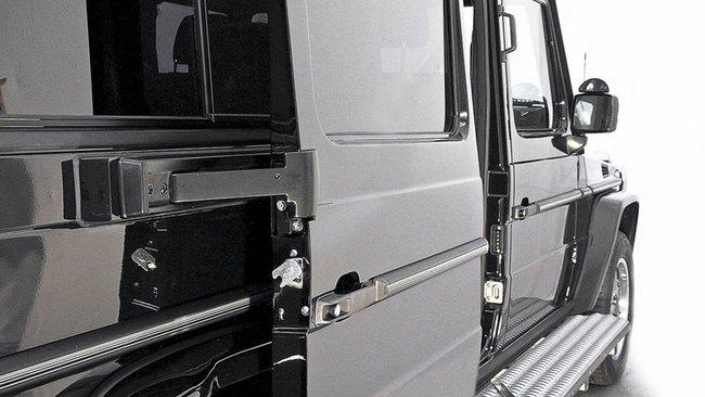 Độc đáo với Mercedes-Benz G63 AMG trục cơ sở dài 3