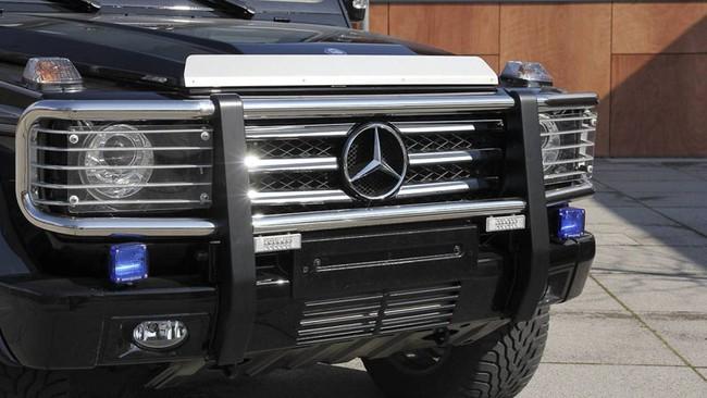 Độc đáo với Mercedes-Benz G63 AMG trục cơ sở dài 8