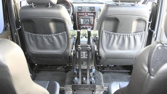 Độc đáo với Mercedes-Benz G63 AMG trục cơ sở dài 11