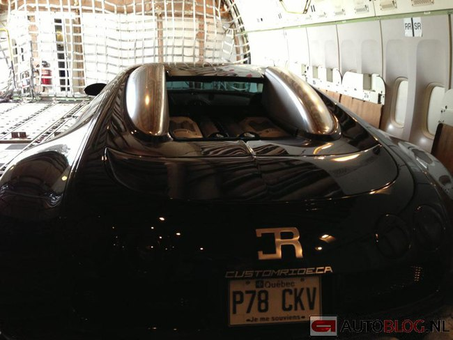"""Bắt gặp """"ông hoàng"""" Bugatti Veyron 1.500 mã lực 4"""