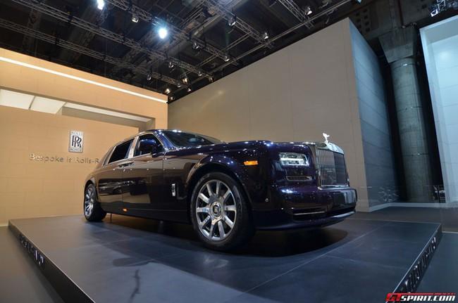 Rolls-Royce dùng sợi carbon để chế tạo xe sang 1