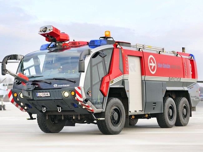 Cảnh sát phòng cháy chữa cháy Khánh Hòa được trang bị xe triệu đô 2