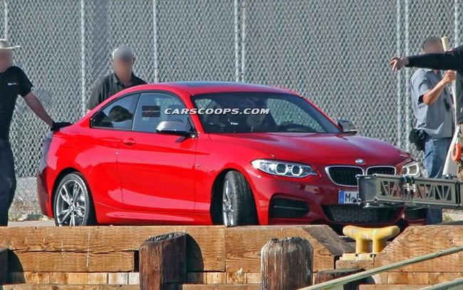BMW 2-Series Coupe siêu tiết kiệm nhiên liệu 1