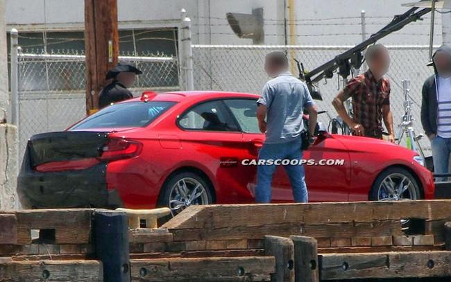 BMW 2-Series Coupe siêu tiết kiệm nhiên liệu 2