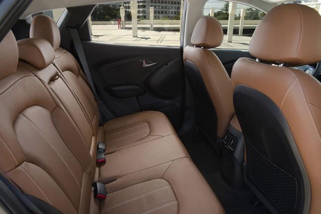 Hyundai Tucson 2014: Động cơ nâng cấp, tiết kiệm xăng hơn 5