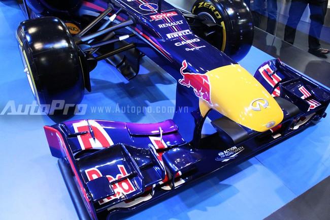 """VMS 2013: Infiniti Red Bull Q100 - """"Người lạ"""" giữa rừng xe nhập khẩu 4"""