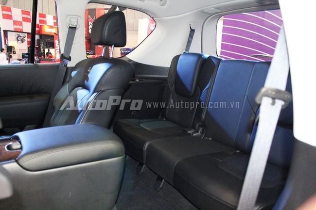 VMS 2013: Infiniti QX80 - Xe SUV hạng sang cỡ lớn mới cho người Việt 11