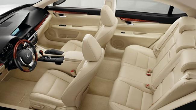 VMS 2013: Lexus mang 5 xe chính hãng đến thị trường Việt Nam 6