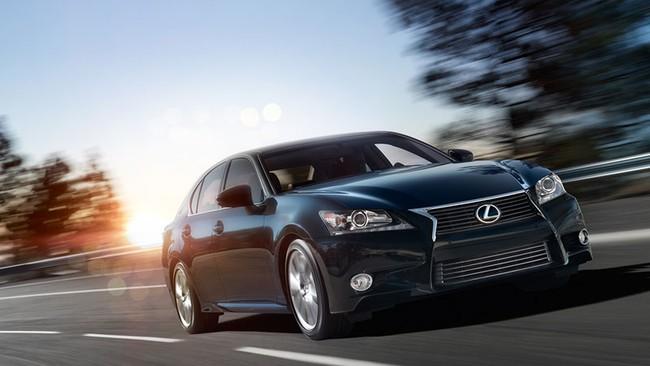 VMS 2013: Lexus mang 5 xe chính hãng đến thị trường Việt Nam 3