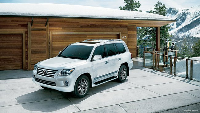 VMS 2013: Lexus mang 5 xe chính hãng đến thị trường Việt Nam 7