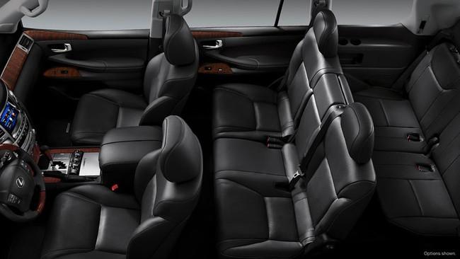 VMS 2013: Lexus mang 5 xe chính hãng đến thị trường Việt Nam 8