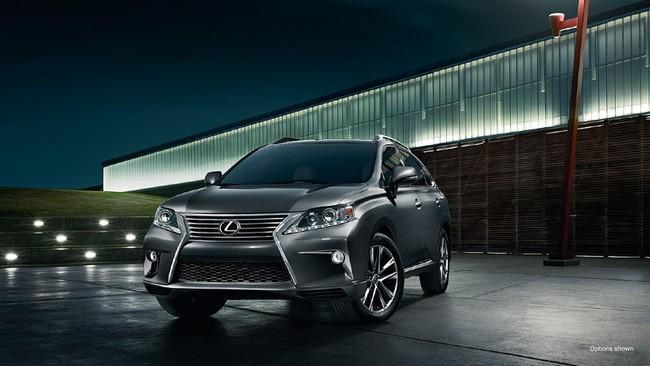 VMS 2013: Lexus mang 5 xe chính hãng đến thị trường Việt Nam 9