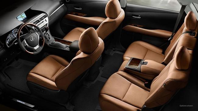 VMS 2013: Lexus mang 5 xe chính hãng đến thị trường Việt Nam 10