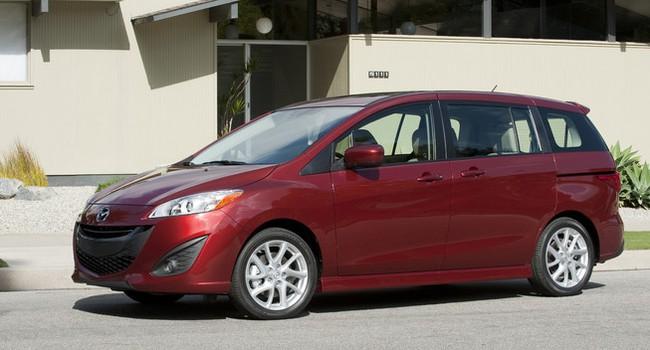 Những mẫu xe đáng tin cậy nhất năm 2013 15