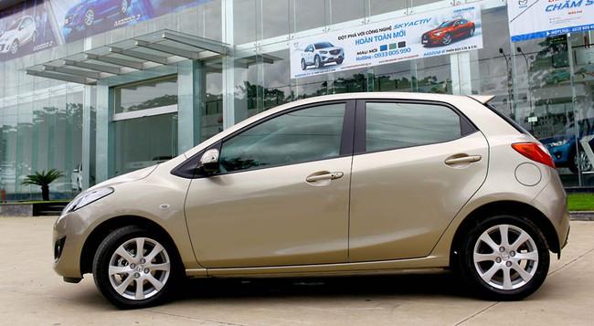 Mazda2 S mới có giá 597 triệu Đồng tại Việt Nam 2