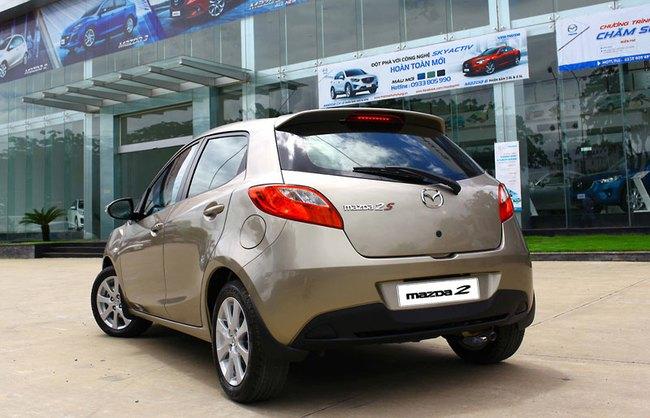 Mazda2 S mới có giá 597 triệu Đồng tại Việt Nam 3