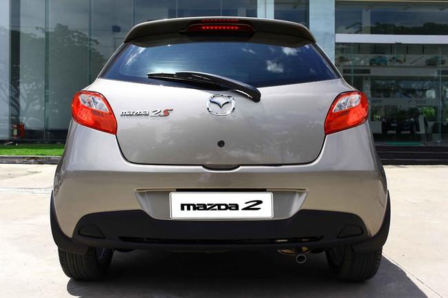 Mazda2 S mới có giá 597 triệu Đồng tại Việt Nam 4