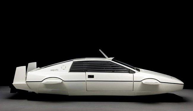 Giám đốc Tesla chi 866.000 USD mua xe hơi-tàu ngầm James Bond 6