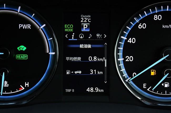 Toyota Harrier 2014 - Một Lexus RX đẹp mã hơn 9