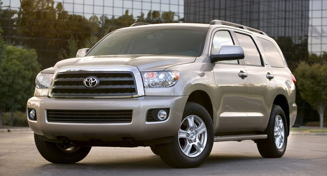 Những mẫu xe đáng tin cậy nhất năm 2013 9