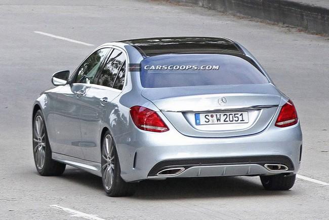 Mercedes-Benz C-Class 2015: Trẻ trung và giống S-Class hơn 3