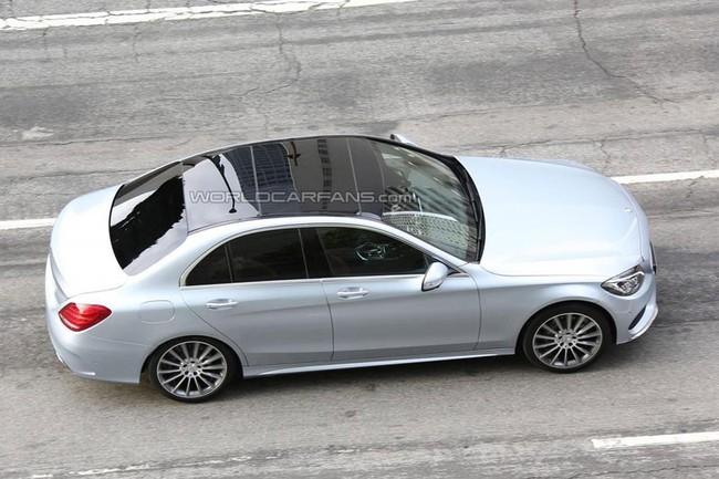 Mercedes-Benz C-Class 2015: Trẻ trung và giống S-Class hơn 4