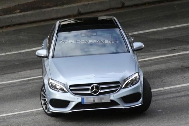 Mercedes-Benz C-Class 2015: Trẻ trung và giống S-Class hơn 5