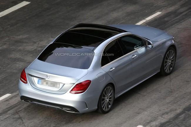 Mercedes-Benz C-Class 2015: Trẻ trung và giống S-Class hơn 6