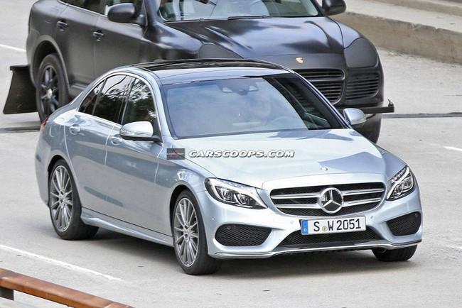 Mercedes-Benz C-Class 2015: Trẻ trung và giống S-Class hơn 9