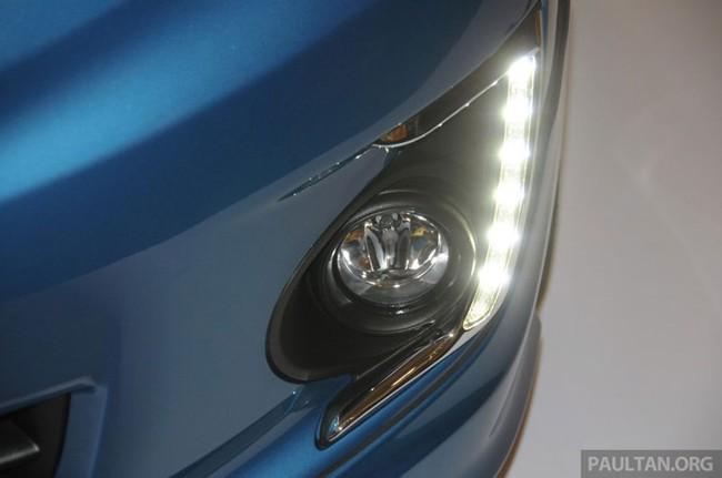 Mitsubishi Attrage - Xe dưới 20.000 USD mới cho Đông Nam Á 10